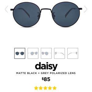 Diff Round Sunglasses